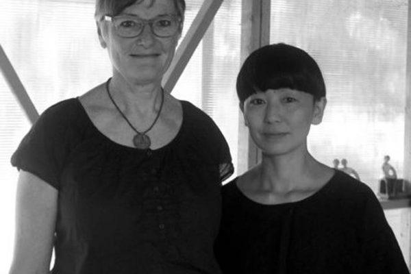 Ann Ferguson & Kaori Fujimoto